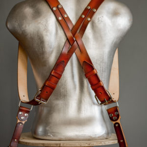 two camera straps